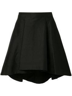 pleated skirt Halston Heritage