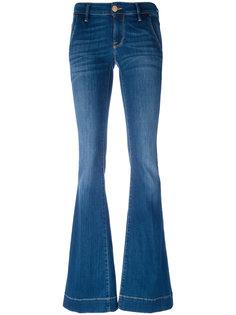 расклешенные джинсы Dont Cry