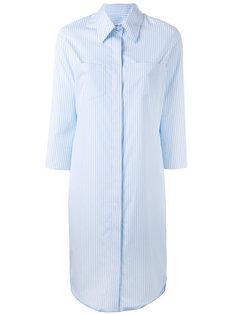striped shirt dress Alberto Biani