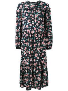 платье с цветочным принтом Mother Of Pearl