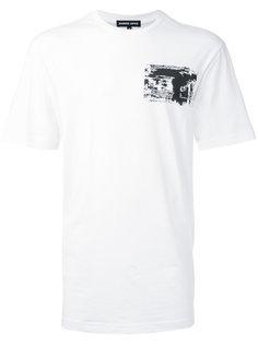 футболка с графическим принтом Markus Lupfer