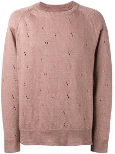 рваный свитер Our Legacy