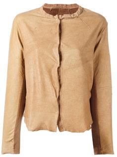 leather jacket Transit