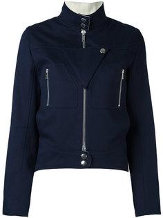куртка на молнии Courrèges