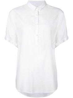 рубашка с короткими рукавами Current/Elliott