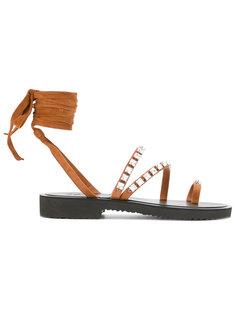 сандалии Caitlin Giuseppe Zanotti Design