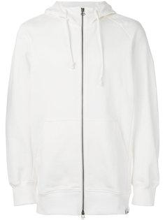 толстовка на молнии с капюшоном X by O Adidas