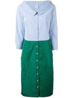платье-рубашка с широким воротником Sara Roka