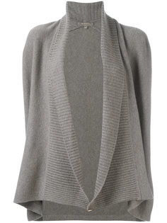 shawl collar cardigan N.Peal