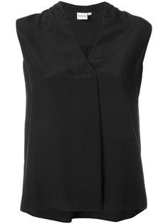 блузка с V-образным вырезом Aspesi