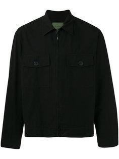 куртка-рубашка на молнии Amen Amen.