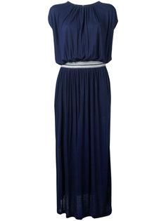 belted maxi dress Bellerose
