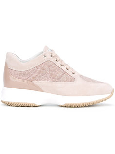 lace up sneakers Hogan