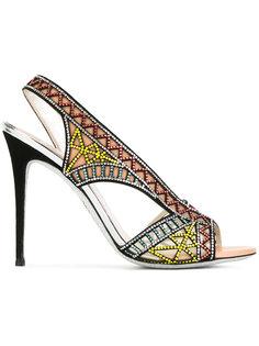 embellished sandals René Caovilla