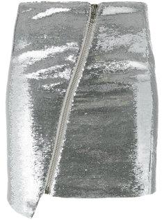sequinned metallic skirt Zoe Karssen