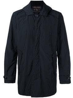 куртка на пуговицах с капюшоном Woolrich