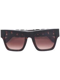 солнцезащитные очки с квадратной оправой Stella McCartney