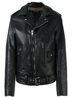 байкерская куртка свободного кроя Junya Watanabe Comme Des Garçons