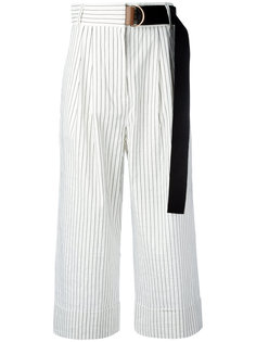 lightweight cropped trousers  Tibi