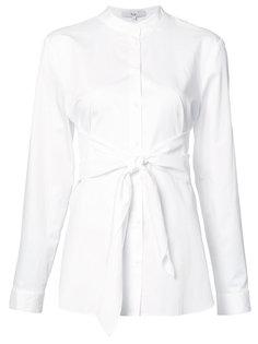 tie-waist shirt  Tibi