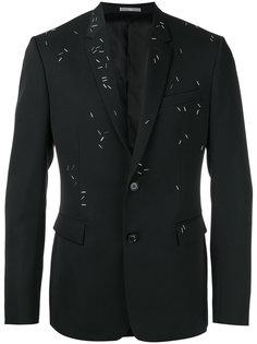 декорированный пиджак Dior Homme