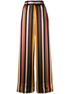 striped trousers Petar Petrov