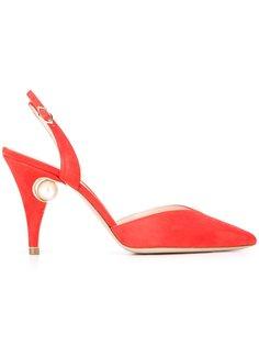 туфли-лодочки Penelope с открытой пяткой Nicholas Kirkwood