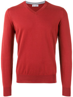 V-neck jumper Brunello Cucinelli