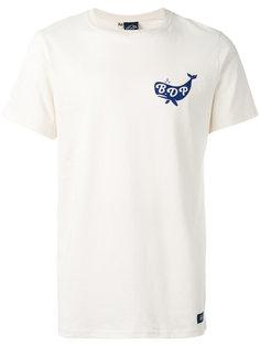 whale print T-shirt Bleu De Paname