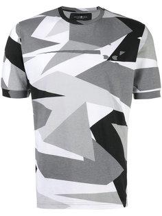 футболка с графическим рисунком Hydrogen