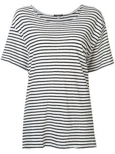striped T-shirt  R13