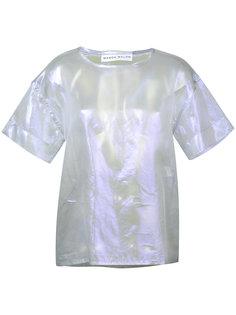 Sue iridescent T-shirt  Wanda Nylon