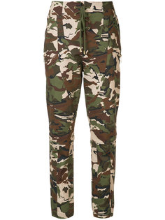 camouflage trousers  Alexandre Vauthier