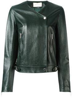 байкерская куртка Christopher Kane