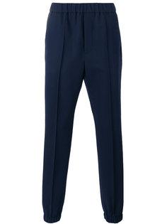 спортивные брюки с манжетами Marni