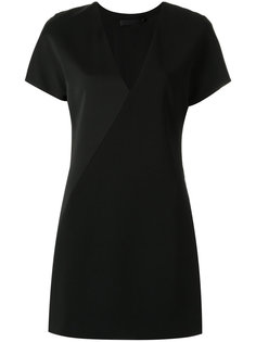 panelled dress Giuliana Romanno