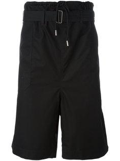 шорты с заниженной проймой Diesel Black Gold
