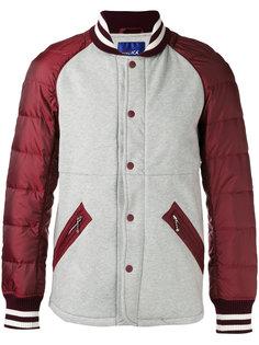 куртка с контрастной панелью Junya Watanabe Comme Des Garçons Man