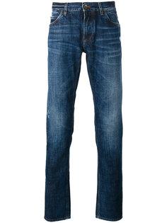 джинсы с потертым эффектом Dolce & Gabbana