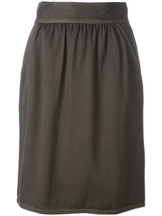high waist skirt Fendi Vintage