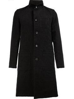 пальто с воротником-мандарин Individual Sentiments
