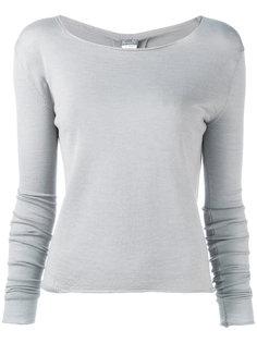 boat neck sweater Kristensen Du Nord