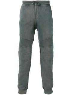 байкерские спортивные брюки Belstaff