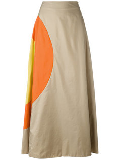 bulls eye a-line skirt Jc De Castelbajac Vintage