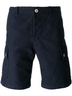 шорты-карго с карманом сзади Bleu De Paname