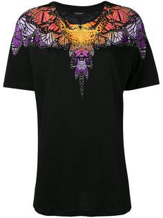 футболка с абстрактным принтом Marcelo Burlon County Of Milan