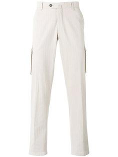 классические брюки-чинос Borrelli