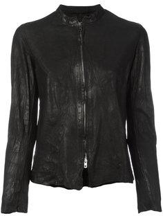 куртка с панельным дизайном на молнии Salvatore Santoro