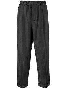 укороченные брюки Lucio Vanotti