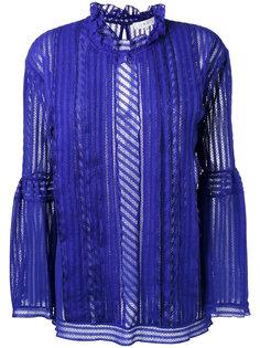 полупрозрачная блузка Iro
